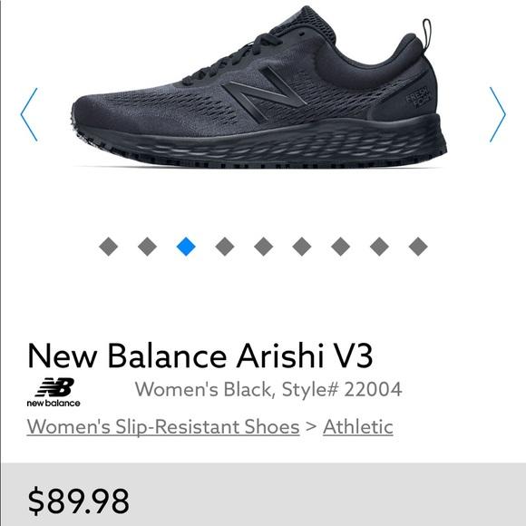 New Balance Arishi V3 Nonslip Sneaker